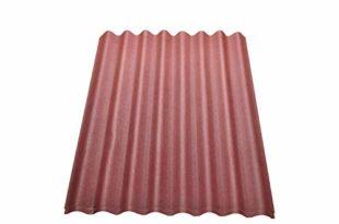 onduline easyline dachplatte wandplatte trapezblech wellplatte 2x076m² rot 310x205 - Onduline Easyline Dachplatte Wandplatte Trapezblech Wellplatte 2x0,76m² - rot