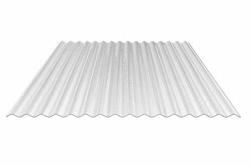 31QZXOs5ztL 500x330 - Lichtplatte | Wellplatte | Lichtwellplatte | Profil 76/18 | Material Polycarbonat | Breite 1116 mm | Stärke 1,4 mm | Farbe Glasklar | No Drop